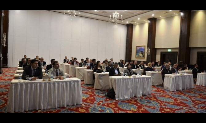 Southeast Chamber and Commodities Accreditation System Benchmarking Workshop was held in Mardin